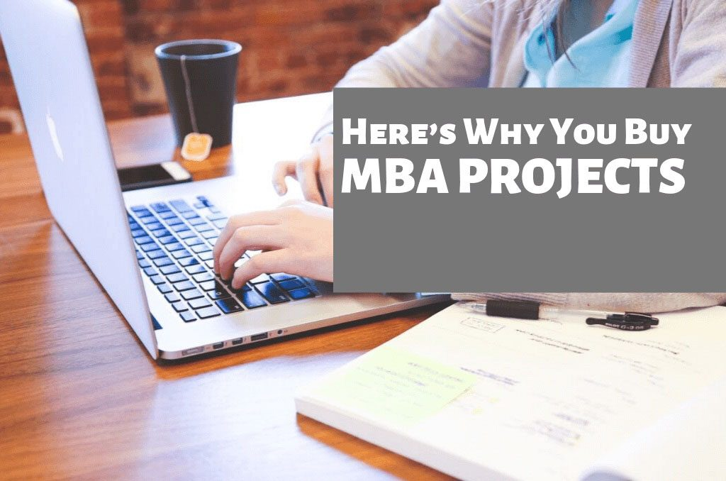 Buy Mba Projects Online